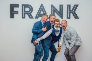 Frank Events meeskond ürituste korraldus